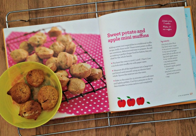 AK Sweet Potato Mini Muffins