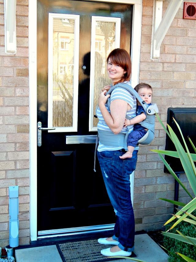 Ergobaby 360 Carrier Review Hayley From Home