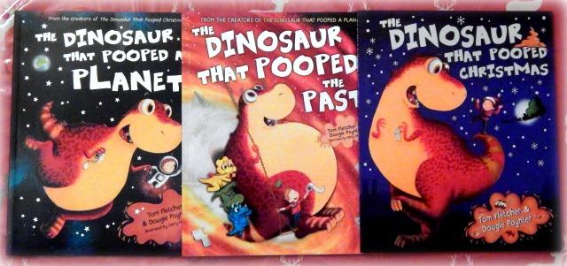 Dinosaur That Pooped Books