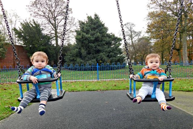 Twins Swing