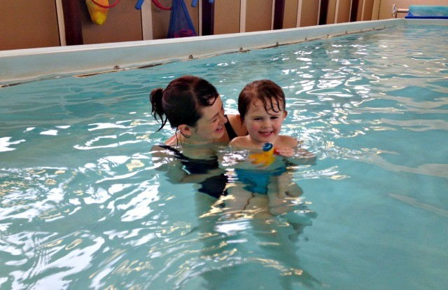 Puddle Ducks Swimming Lessons