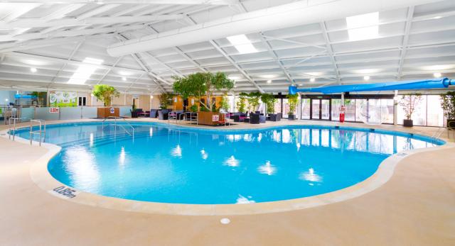 swimming pool - talacre beach