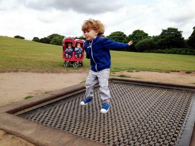 Lucas Jump